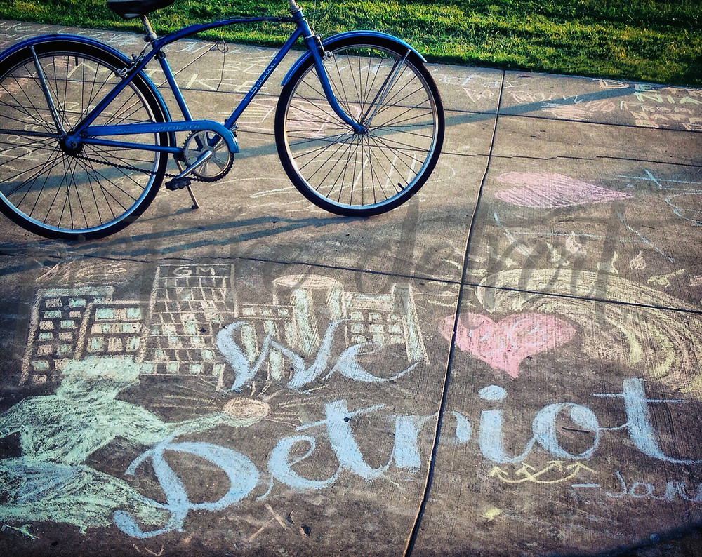 We <3 Detriot Art | Picture Detroit