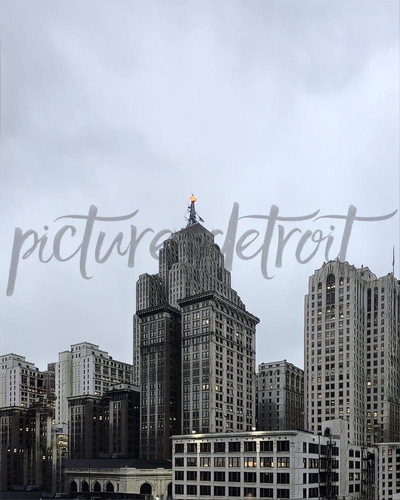 0039 Penobscot Line Render Art | Picture Detroit