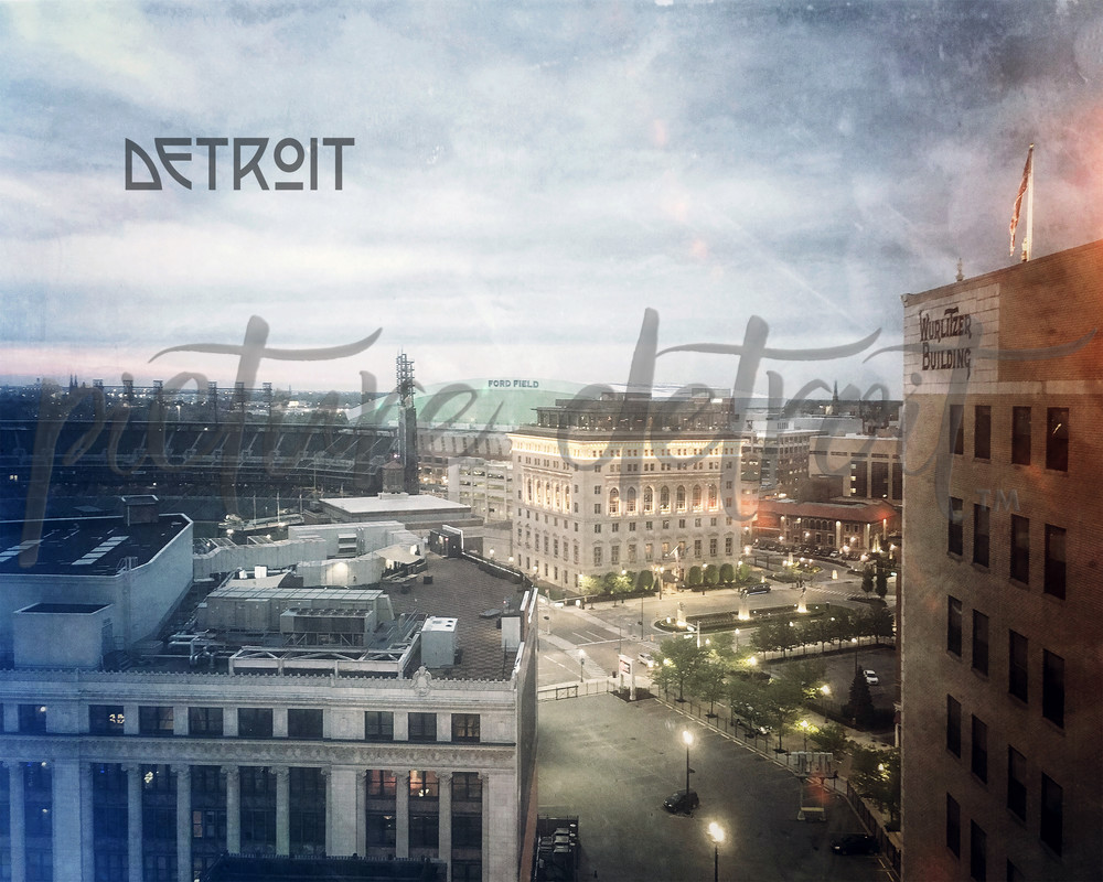 0071 Sepia From Monarch Art | Picture Detroit