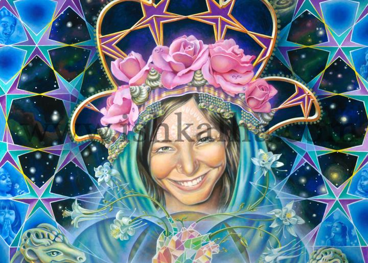 The Gift - Fine Art Prints - The Art of Ishka Lha