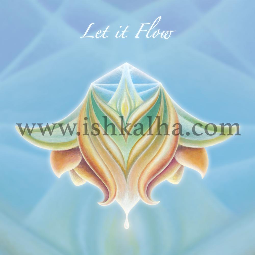 Lotus Nectar - Fine Art Prints for Sale  - The Art of Ishka Lha