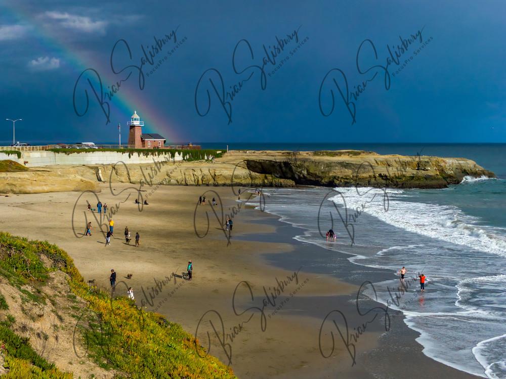 Santa Cruz Rainbow Photography Art | FocusPro Services, Inc.