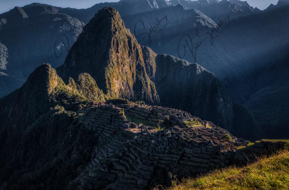 Machu Picchu Sunrise Photography Art   FocusPro Services, Inc.