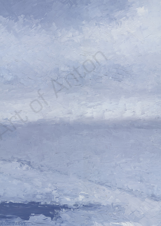 """Winter"" by artist, Anton Uhl"