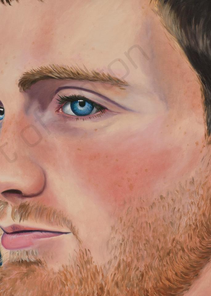 """""""Eyes on Tomorrow"""" by artist, Anton Uhl"""