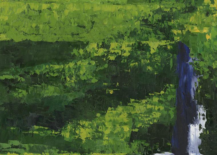 """Spring"" by artist, Anton Uhl"