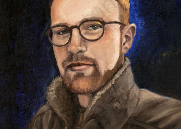 """""""GINGER II"""" by artist, Anton Uhl"""
