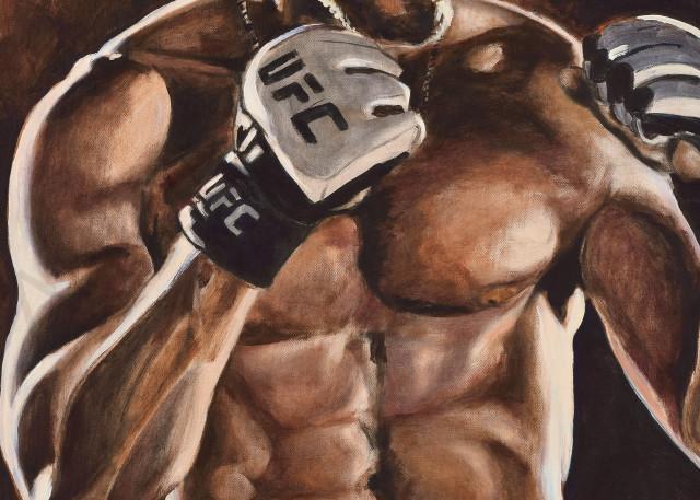 """Focus is Power"" by artist, Anton Uhl"