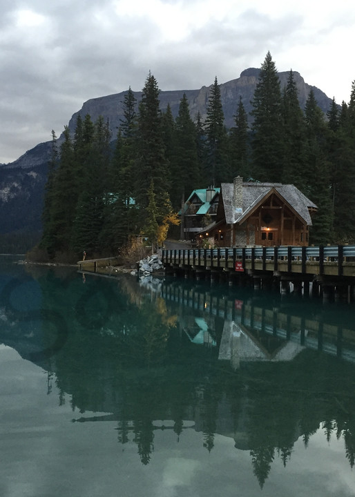Emerald Lake Lodge Photography Art | Swan Valley Photo