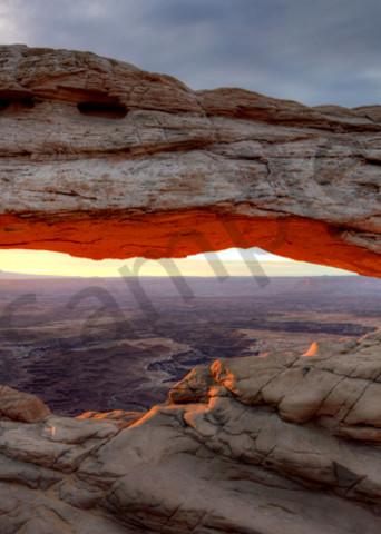 3878 Mesa Arch Canyon Lands, Utah Art | Cunningham Gallery