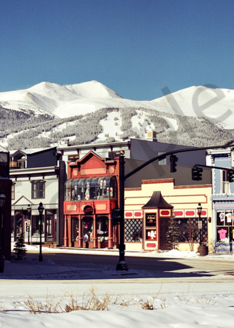 "Breckenridge,Colorado, 1980""S Art 