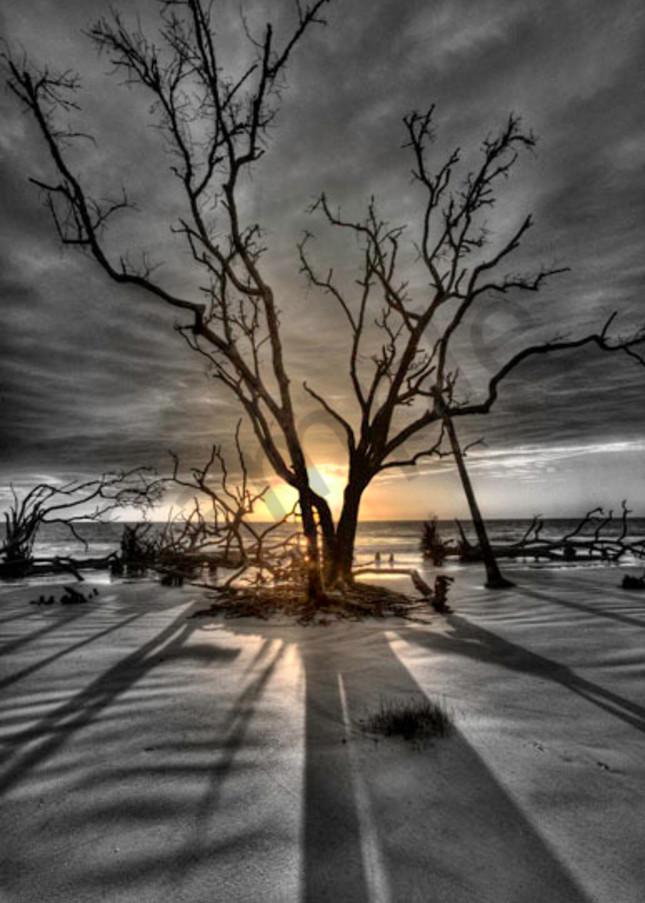 Hunting Island Sunrise No. I Photography Art | Robert Jones Photography