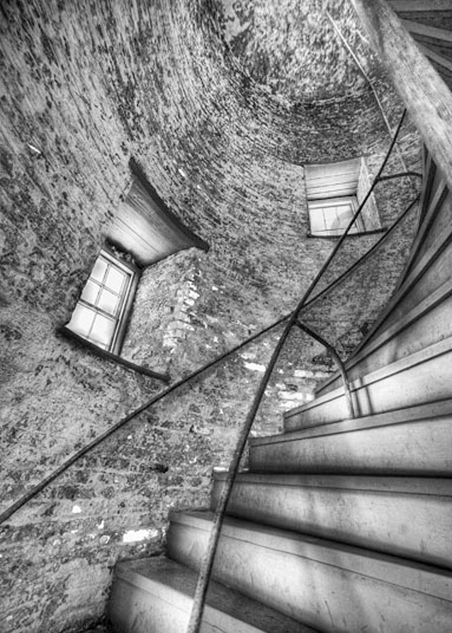 Cape Point Lookout Stairs Photography Art   Robert Jones Photography