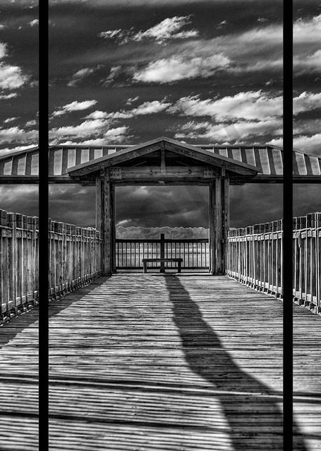 St. Mary's Pier   Trip Tych Photography Art | Robert Jones Photography