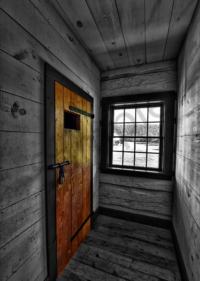 Fort Wilkins Stockade Photography Art | Robert Jones Photography