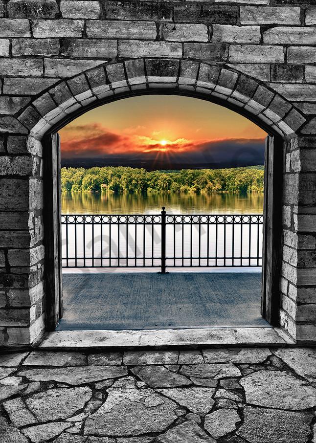 Mississippi Gate Photography Art | Robert Jones Photography