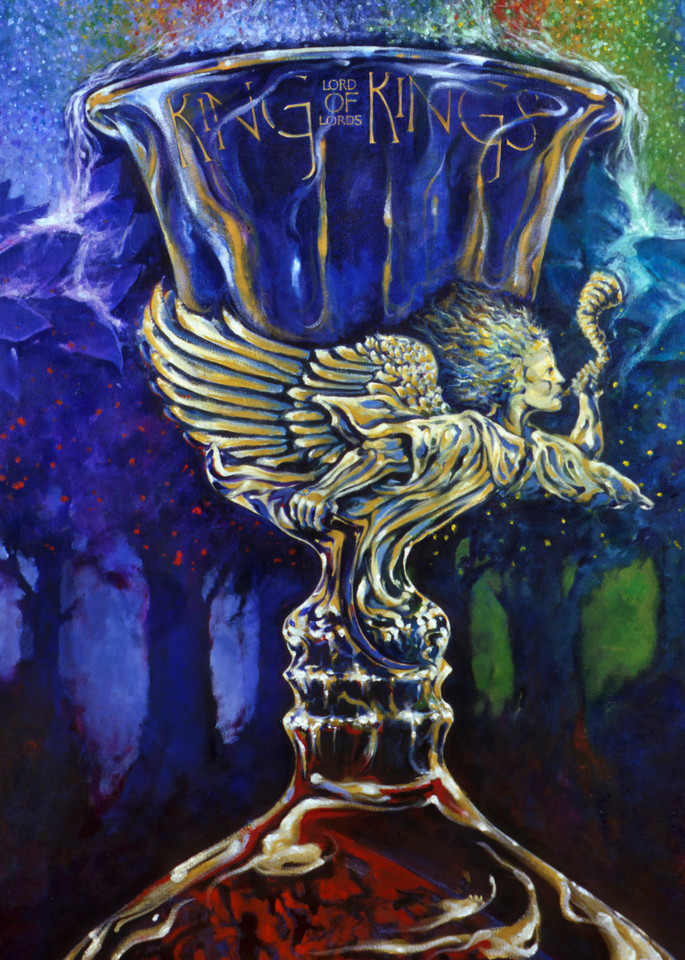 """""""In Our Image"""" by Artist Bruce Weeks   Prophetics Gallery"""