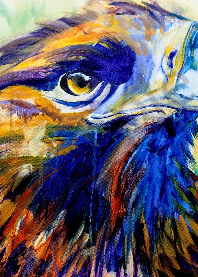 """""""Seer"""" by Australian artist Grace Bailey   Prophetics Gallery"""