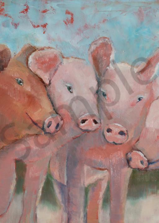 Piggy Huddle