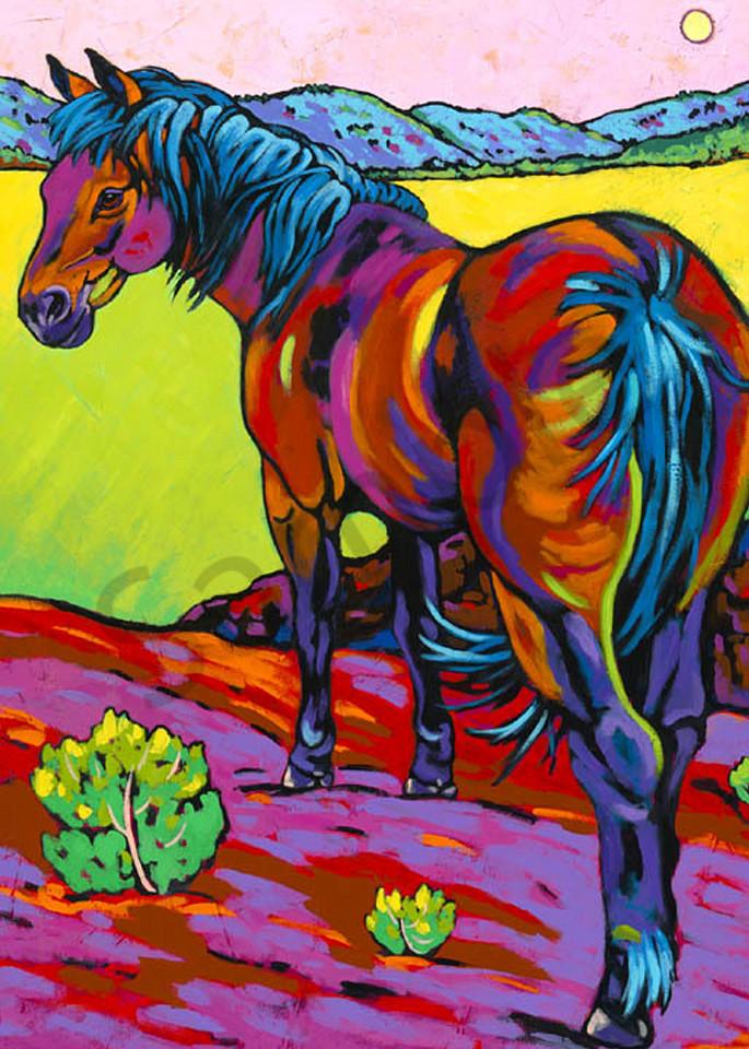 Loner Art | Sally C. Evans Fine Art