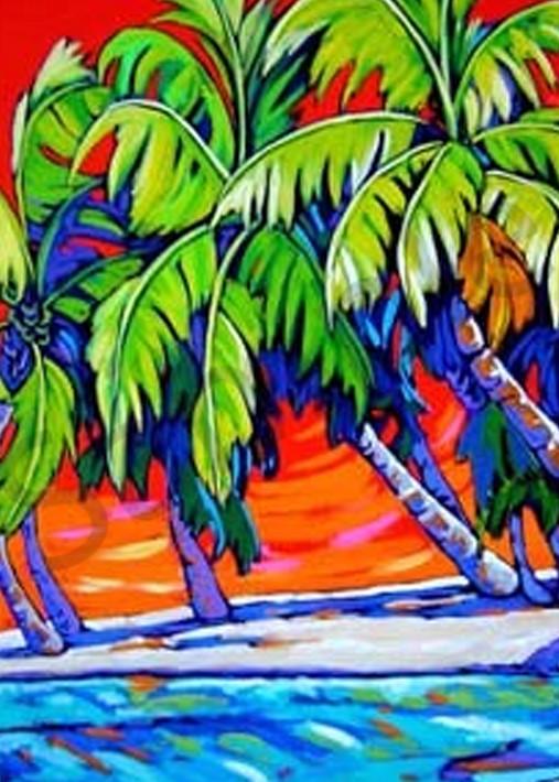 Mexican Sunset Art | Sally C. Evans Fine Art