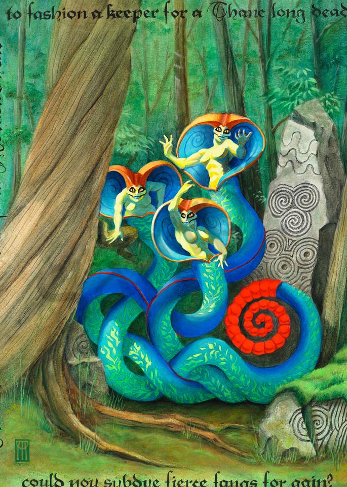 Medusa's Locks