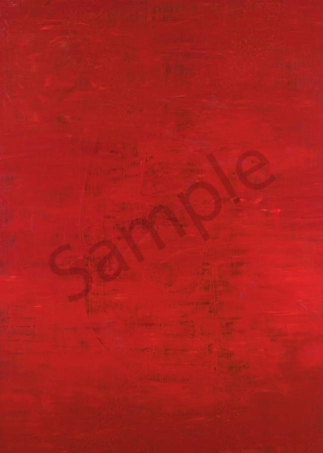 Red Inception Art | Mark Vantress Studios