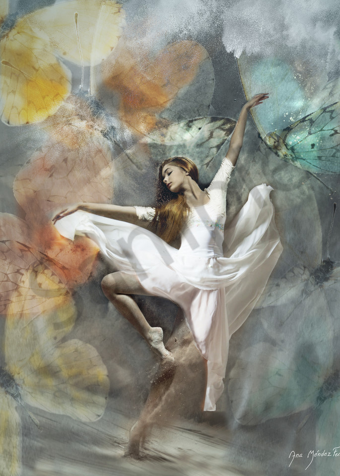 """Dancing In The Higher Realms"" by Ana Mendez Ferrell 