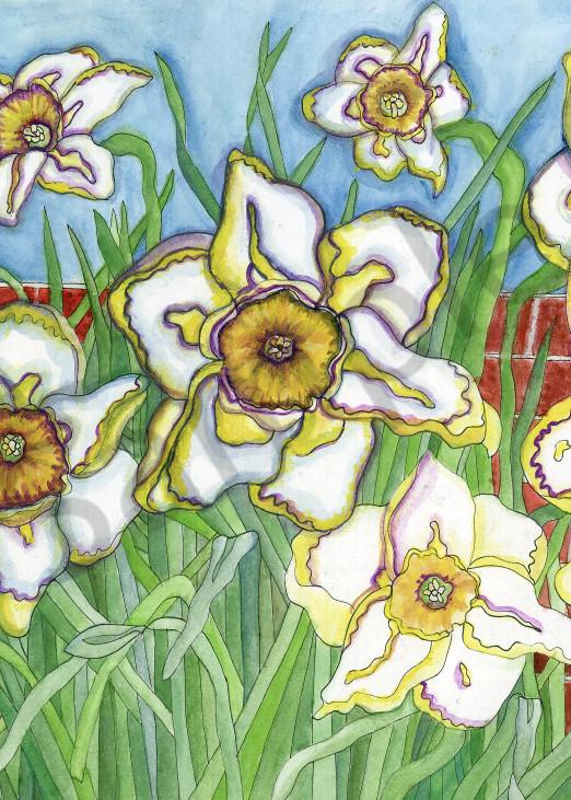 Daffodil Universe Art | courtnihale
