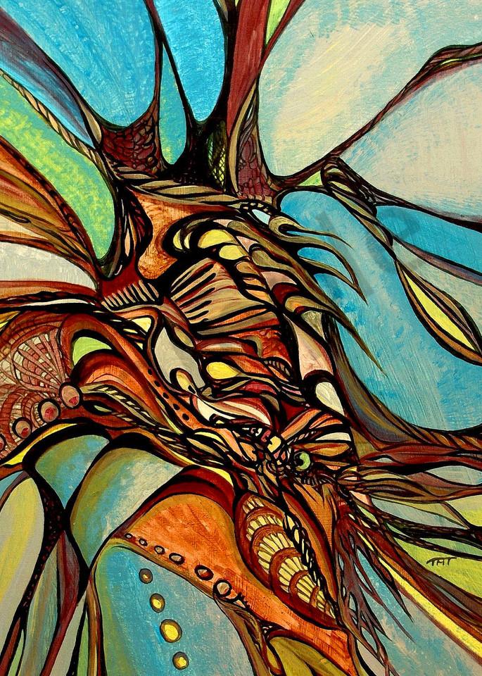 abstract, fractal art, complex patterns