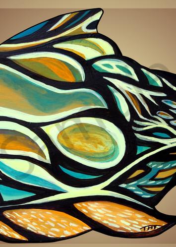 haida fish, fish art, abstract fish,nautical