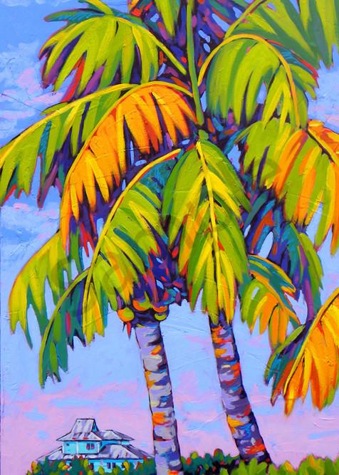 Paradise Art | Sally C. Evans Fine Art