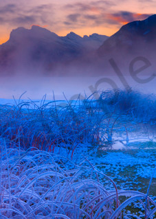 December  Cold Snap in Banff. Banff National Park|Canadian Rockies|Rocky Mountains|