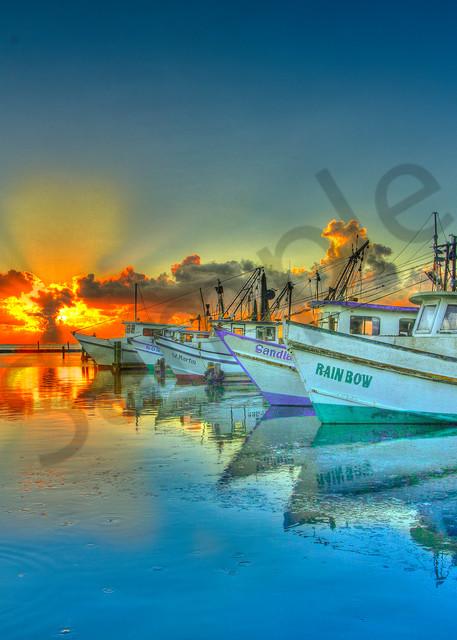 Fulton Harbor Fireworks Photography Art | John Martell Photography
