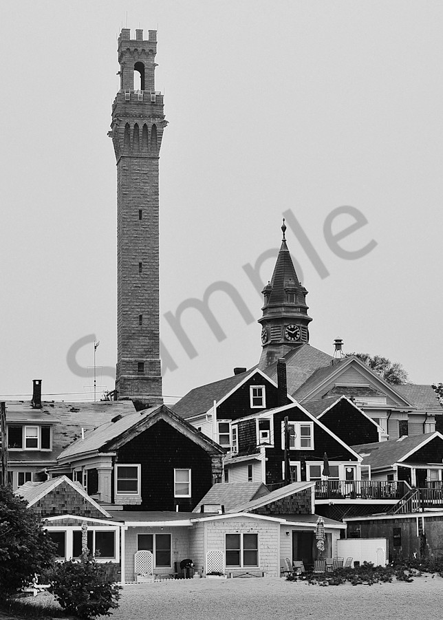 Pilgrim Monument and Old Provincetown