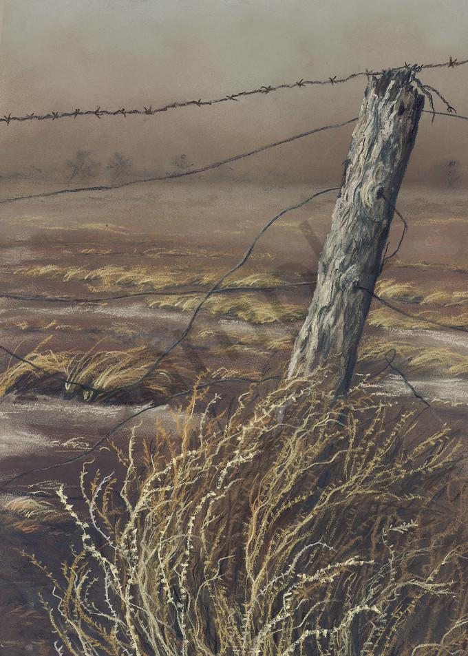 Dusty Day 3 by Jenny Greentree