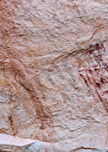 Petroglyph Man Photography Art | frednewmanphotography