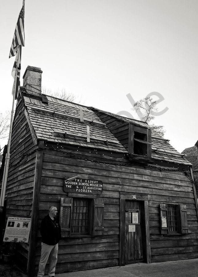 Old Schoolhouse Photography Art | Sage & Balm Photography