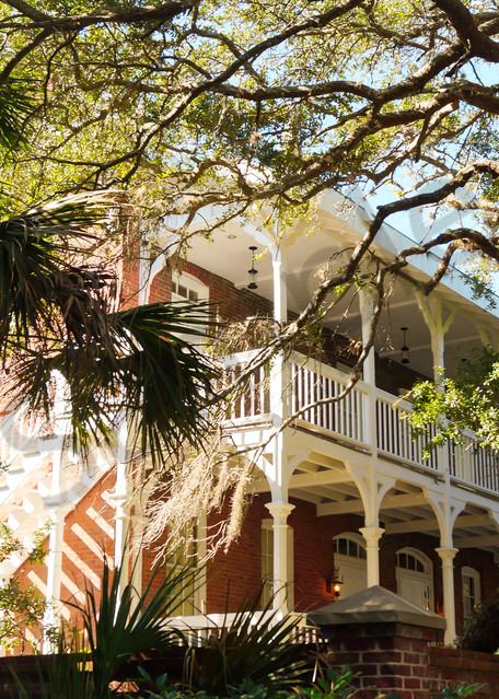 Southern Mansion Photography Art | Sage & Balm Photography