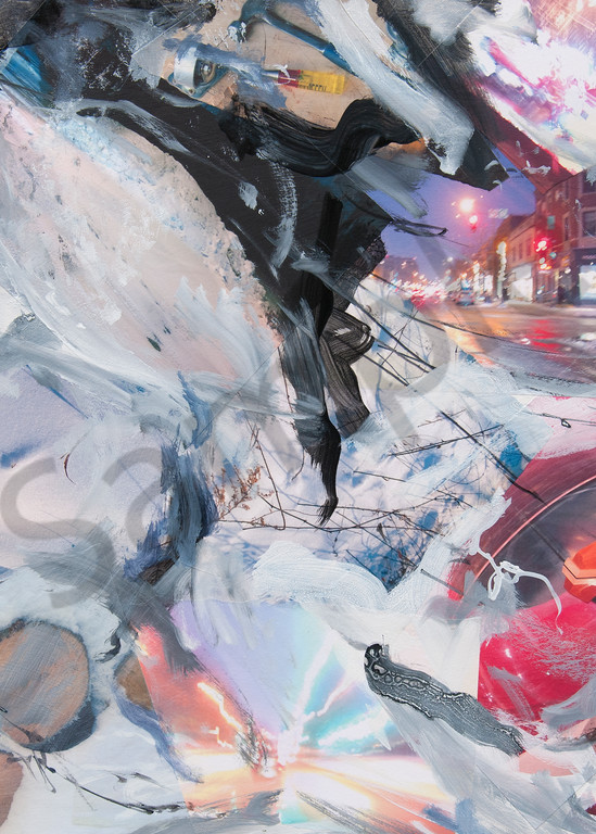 Blizzard Conditions - Art for Sale