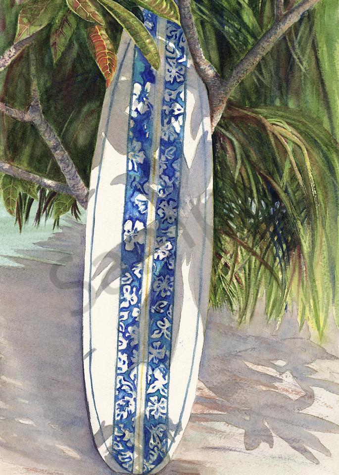 North Jetty Surf Break Art | ColleenNashBecht