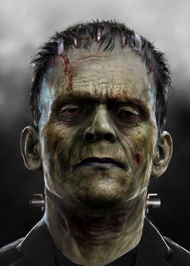 The Frankenstein Monster