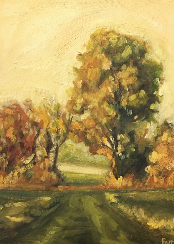 Passage Through Trees Art | Geoffrey Butz Art & Design Inc