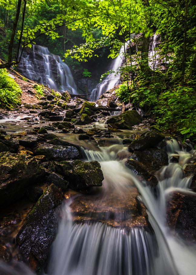Soco Falls Photograph for Sale as Fine Art