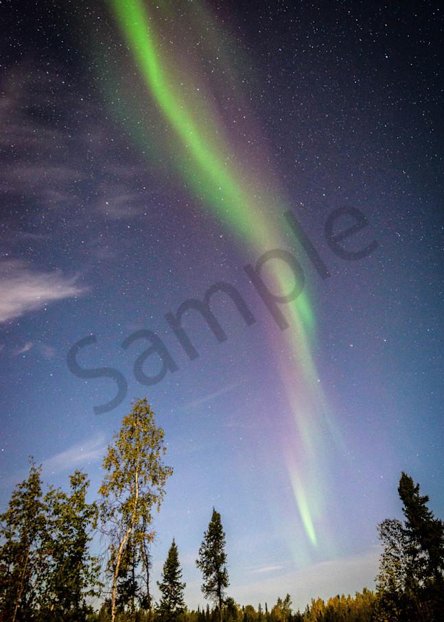Aurora Borealis Photograph for Sale as Fine Art
