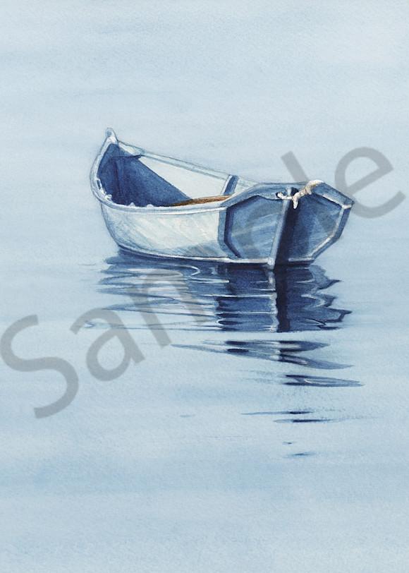 Coastal Reflection I Art   ColleenNashBecht