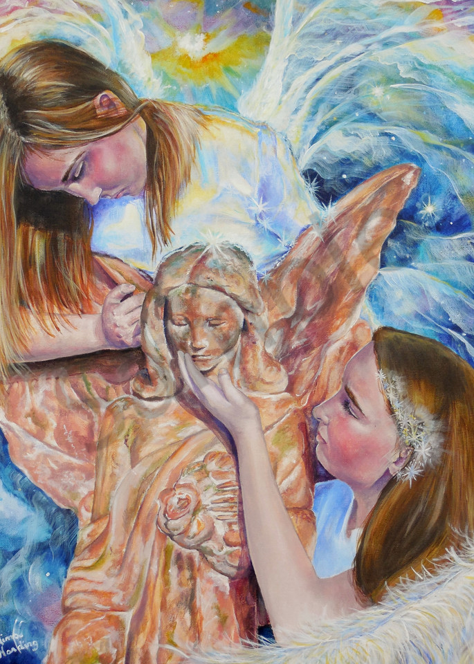 """""""Angels Of Briar Wood"""" by Gina Harding 