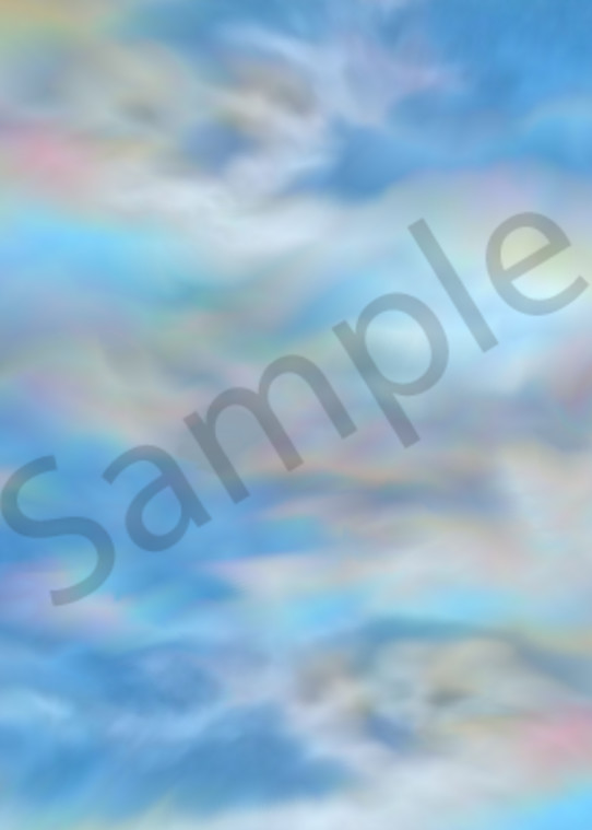 Sky Abstraction Art | Teresa Young Fine Art