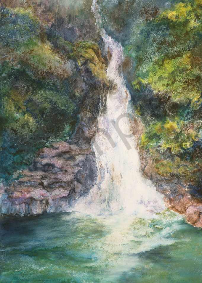 Fountain of Triumph Curtain of Hope