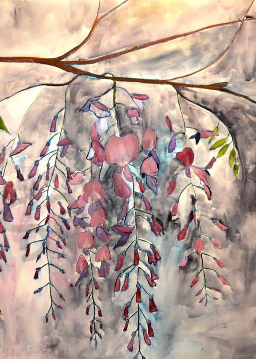Wisteria Tree Art | The Soap Gallery